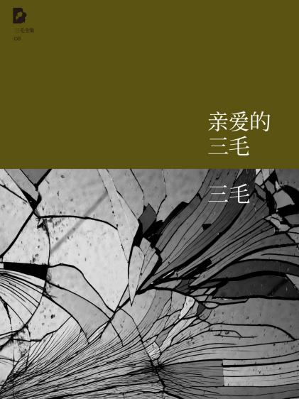 下载《三毛文集08:亲爱的三毛》散文集 | 精制精排