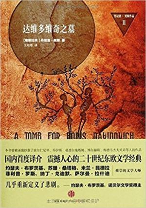 《达维多维奇之墓》见证东欧社会、政治的自我毁灭|丹尼洛·契斯
